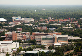 University of Florida Health Science Center.