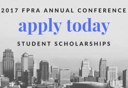 Apply today - student scholarship