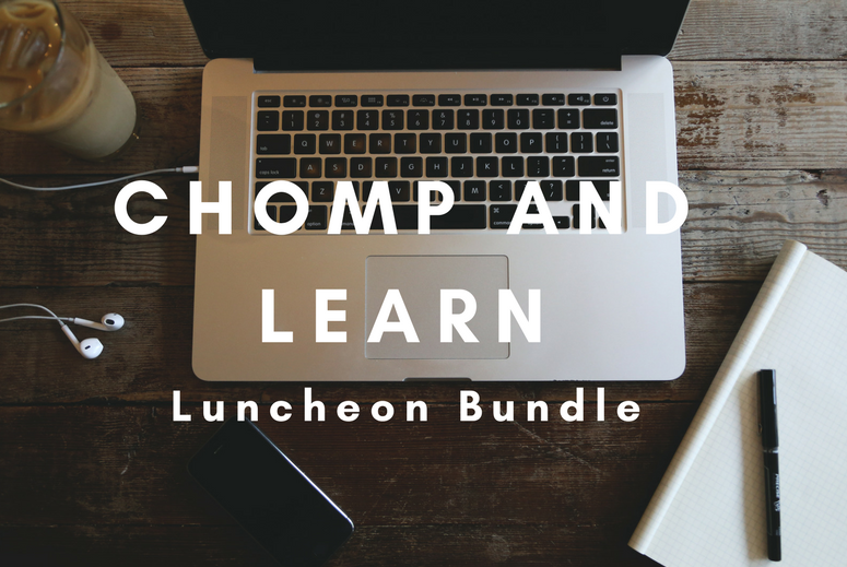 Chomp and Learn is back – but not for long!